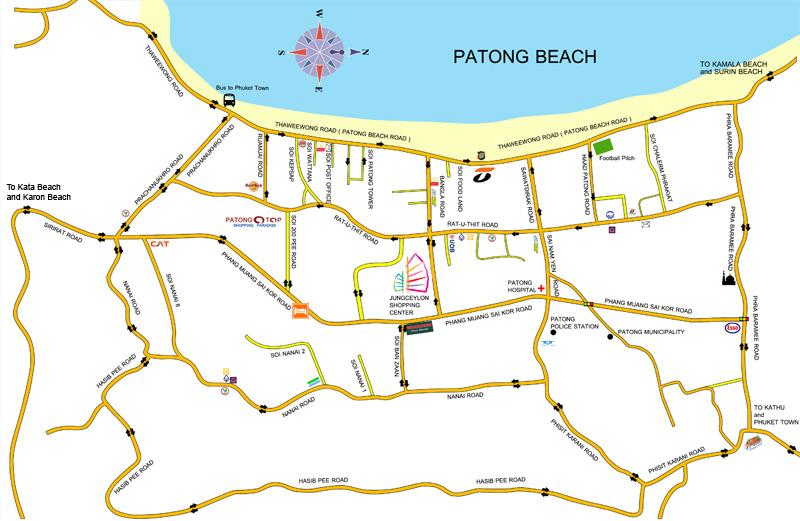 Add Plus Hotel Patong Beach Phuket Thailand