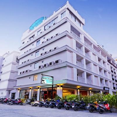 Garden Phuket Hotel Patong Phuket Thailand